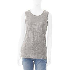 [백화점SAY][샤트렌]메탈 민소매 티셔츠HC9MTS812