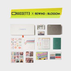 카세트 리와인드 블로썸 (KASSETTE x REWIND BLOSSOM)
