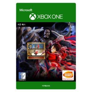 원피스 해적무쌍4 캐릭터패스 Xbox Digital Code