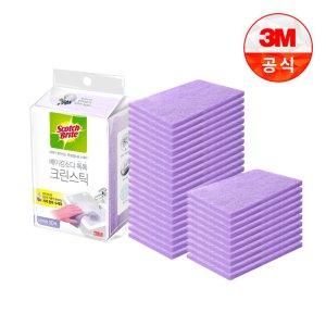 [3M]크린스틱 시트타입 욕실청소 10입 3개세트