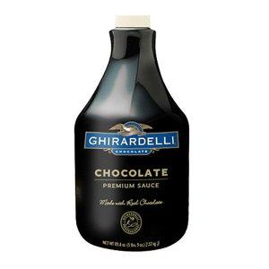 #단독파격가# 기라델리 초콜렛 소스 2.47kg 초코소스 초콜릿소스
