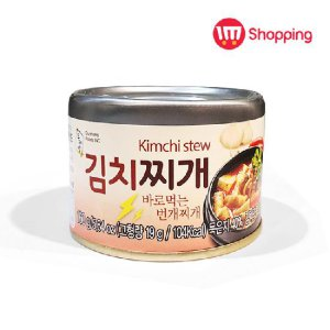 두레방식품)국내 김치찌개 통조림