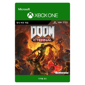 둠 이터널 스텐다드 디지털코드 문자발송 Xbox