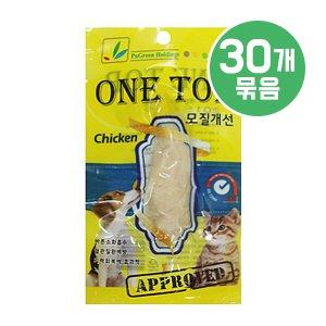 원탑 닭가슴살 모질개선 20g x 30개