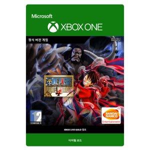 원피스 해적무쌍4 스텐다드 Xbox Digital Code