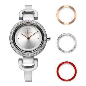 도나카란뉴욕 DKNY NY2861 시티링크 여성 메탈 26mm