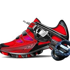 클릭스 자전거 전용 신발  페달 세트/ 로드및MTB 겸용