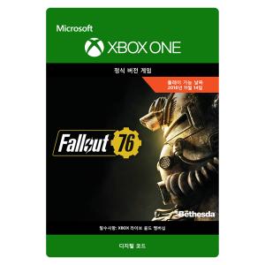 폴아웃76 Fallout 76 Xbox Digital Code