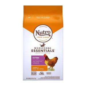[유통기한 2020-12-01] 뉴트로 캣 키튼 닭고기와 현미 2.27kg