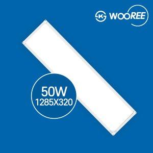 장수램프 LED 엣지 평판 사무실등 거실등 50W 1285X32