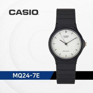 카시오 CASIO MQ-24-7E 무소음손목시계 수능시계 MQ24