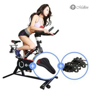 [롯데아이몰][중고][멜킨스포츠] [리퍼]  클럽형 스핀바이크 MK-2001 실내자전거