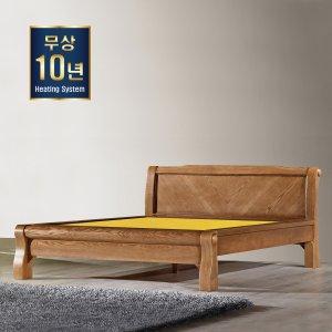 ★스팀다리미+패드증정★ [가보흙침대]KBQ 2012TB 흙침대[히터무상10년]