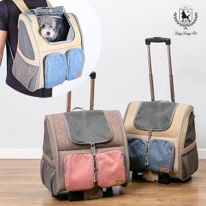 딩동펫 애견 이동가방 캐리어 백팩이동가방