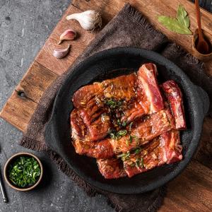 (도도한돈) 국내산 수제 돼지양념갈비 1.5kg