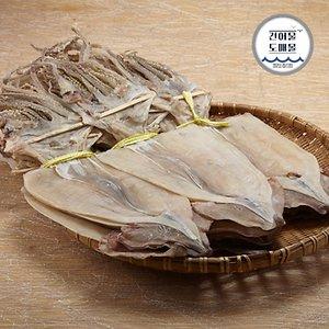 [수산쿠폰20%] 북촌 햇 마른오징어 20미 한축 1.0kg이상