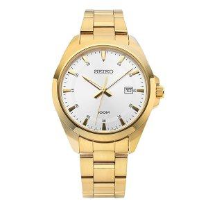 SEIKO 세이코 SUR212P1 클래식 쿼츠 남성 메탈