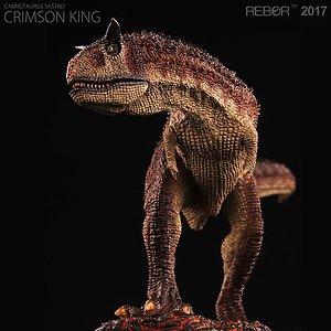 [리보]REBOR/카르노사우루스/크림슨킹 CRIMSON KING