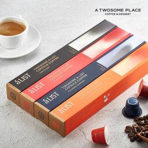 투썸 aList 캡슐커피 에티오피아 예가체프 40캡슐