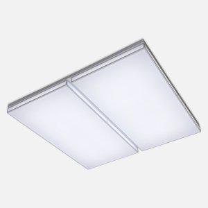 LED 슬림 아트솔 거실등 100W