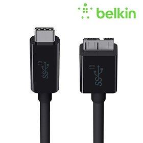 벨킨 3.1 C타입 싱크 충전 케이블 CtoB F2CU031bt