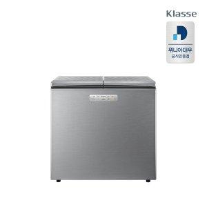 무료설치 대우 216L 김치냉장고 냉동고 ERKN23DXESS