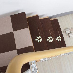 5p 야광 계단 미끄럼방지 논슬립 매트 패드 카페트