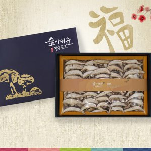 장흥표고버섯 선물세트 표고절편 1호