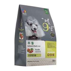 목우촌 펫9단 푸들 전용 1.8kg