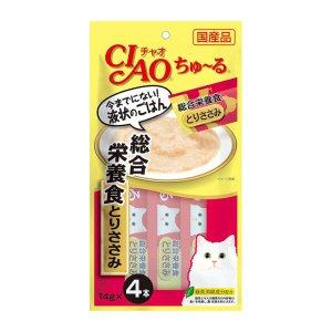 이나바 챠오 츄르 종합영양식 닭가슴살 (SC-148) 14gX4개입