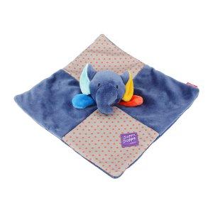 Gigwi 뽁뽁이방석 코끼리 강아지장난감