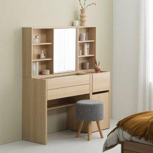 파로마 에르미 화장대/수납화장대 (의자별매)