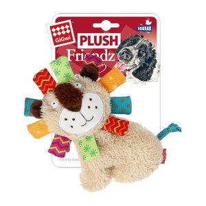 Gigwi 러블리돌 라이언 강아지장난감