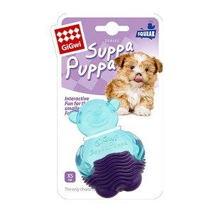 Gigwi 블루 팝베어 엑스스몰 강아지장난감