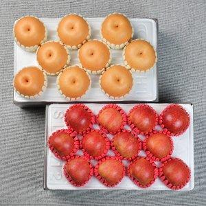 [농할쿠폰20%] 자연의 감동 혼합과일 사과 배 추석선물세트