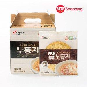 오성제과)쌀누룽지세트