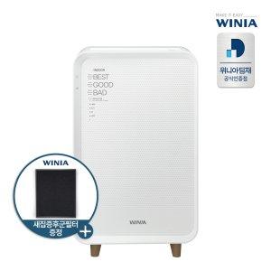 (새집증후군필터증정) EPA14C0AEW 위니아 공기청정기