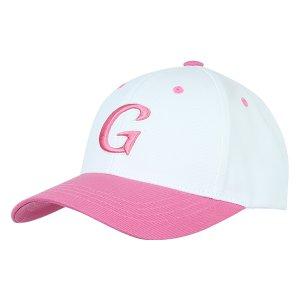 키즈모자 (핑크)