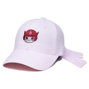 [티켓MD샵][키움히어로즈] 핑크 어린이 모자
