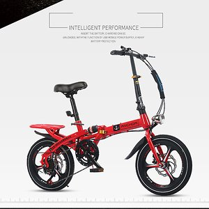 도시형접이식에어로휠자전거 소형미니자전거/d-609