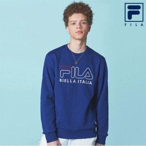 3D 로고 자수 스웨트 티셔츠 FS2POA1102X_BUE