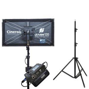 시네로이드 CL800V 스탠드 세트/메탈프레임  RGB LED