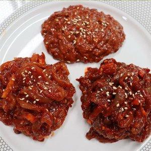목포 젓갈 3종 세트 (오징어젓+낙지젓+갈치젓)