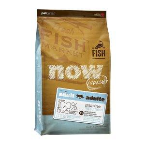 [유통기한 2020-12-06] NOW 나우 캣 피쉬 어덜트 7.2kg