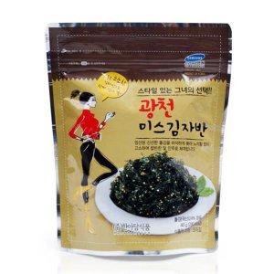 (당일출고) 광천 미스김자반 40g 1봉