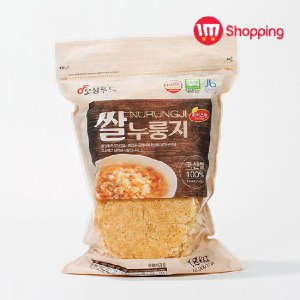 오성제과)대용량쌀누룽지