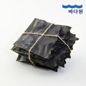 [수산쿠폰20%] [바다원]절단다시마 200g 국물 육수용다시마