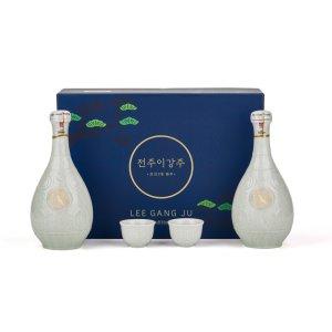 전통주애-식품명인 전주 이강주 29호 전통주 선물세트