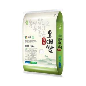 [농할쿠폰20%] [홍천철원] 21년 철원농협 철원오대쌀 10kg