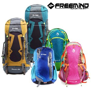 프리마인드 등산가방 여행배낭 백팩 소형 중형 대형